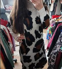 trikotazna duga haljina