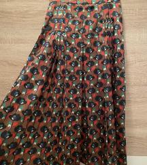 Zara cvetna leprsava suknja