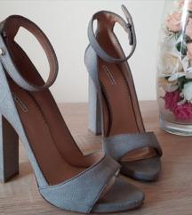Emporio Armani sive sandale%%%%