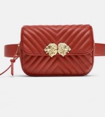 Zara torba crvena - nova
