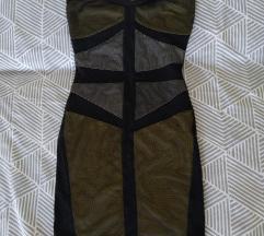 Bershka topp haljina