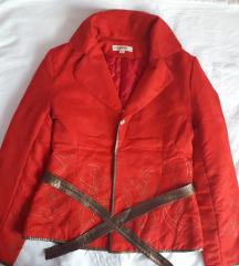 Crveni sako/jakna