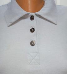 Pamučna majica sa kragnom M