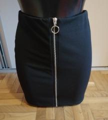 Nova crna Terranova suknja
