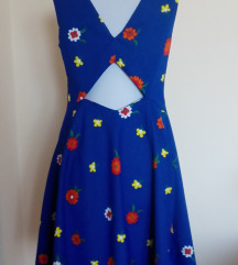 Cvetna gloh haljina