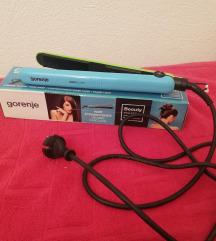 Nova gorenje presa za kosu