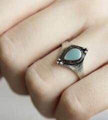Boho prsten