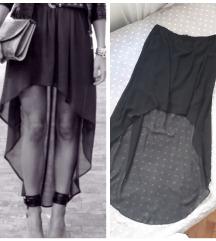 Asimetricna suknja NOVO!