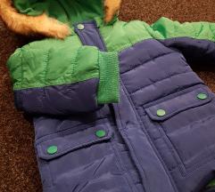 Zimska jakna za decake