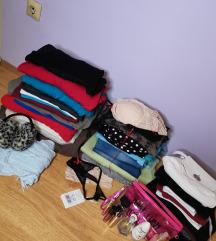 Paket garderobe i sminke