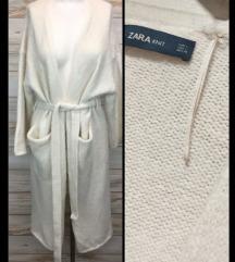 ZARA Knit dugacki kimono kardigan