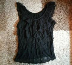Leprsava crna majica