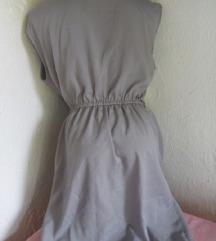 Miss Loona siva haljina M