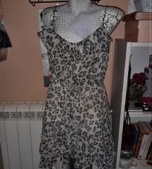 NOVO! Tally Weijl leopard haljina