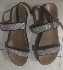 Sherlock Soon sandale *NOVO* 26cm