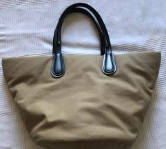 Zara  shopper torba novo-rezzz
