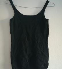 Crna pletena majica