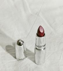MAC Straight Fire Matte Lipstick Limited novo