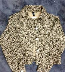 H&M animal print jakna sa etiketom