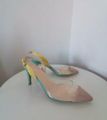Neobicne  letnje cipelice