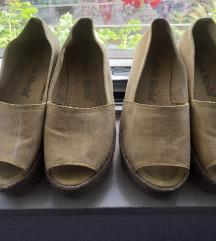 Sandale zute