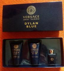 Versace Pour Homme Dylan Blue - mini set