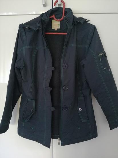 Šuškava jakna za kišu