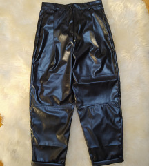 Faux leather SLOUCHY NOVO