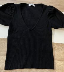 Majica sa puf rukavima