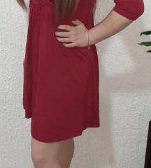 crvena haljina 👗👗👗