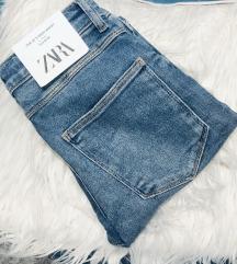 Zara 80s high waist jeans✔️NOVO