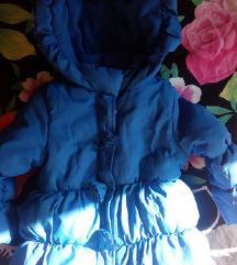Ovs zimska jaknica 12-18 meseci
