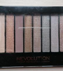 Make up revolution paleta