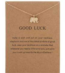 Ogrlica sa slonicem