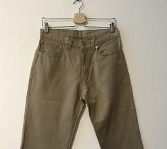 Levis Krem pantalone Vintage