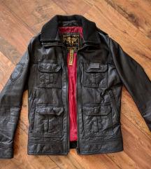 Superdry kožna jakna