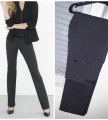 Tamno sive zenske pantalone
