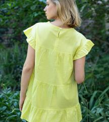 Nova zuta letnja haljina