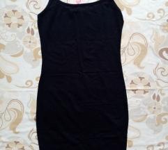 Nova crna haljina M