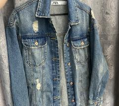 Zara texas jakna
