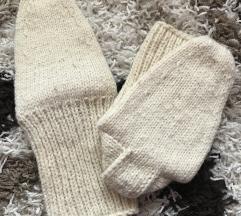 Tople čarape zepe