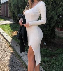 Moderna trikotazna haljina
