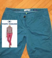 TOM TAILOR chino pantalone kao nove