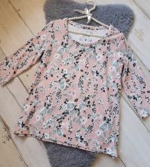 Nova bluza majica cvetna m.l.