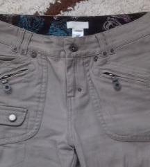 DIESEL bež pantalone 28