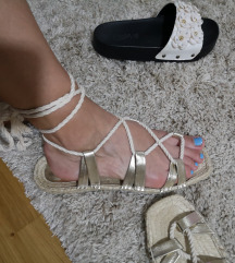 Nove sandale 39 DANAS 750 DINARA