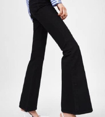 Zara pantalone zvoncare