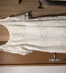 Letnja bela haljina