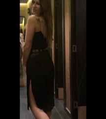 Zara haljina saten