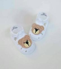 Heklane nehodajuće sandalice za dečake i devojčice